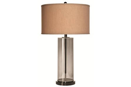 Table Lamp-Zoe Chrome - Main