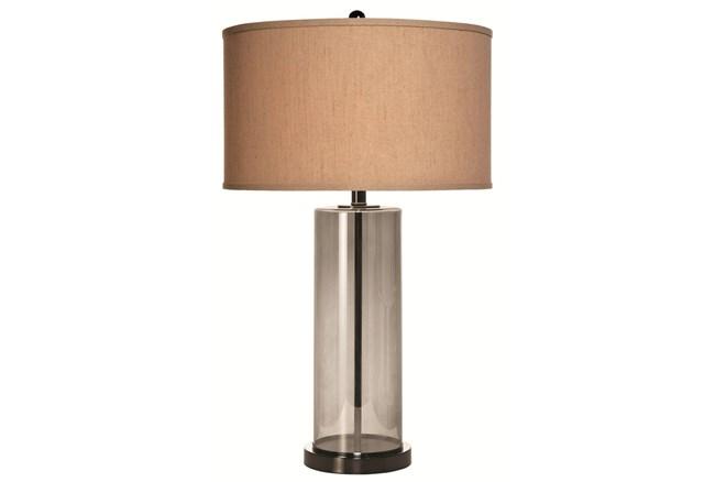 Table Lamp-Zoe Chrome - 360
