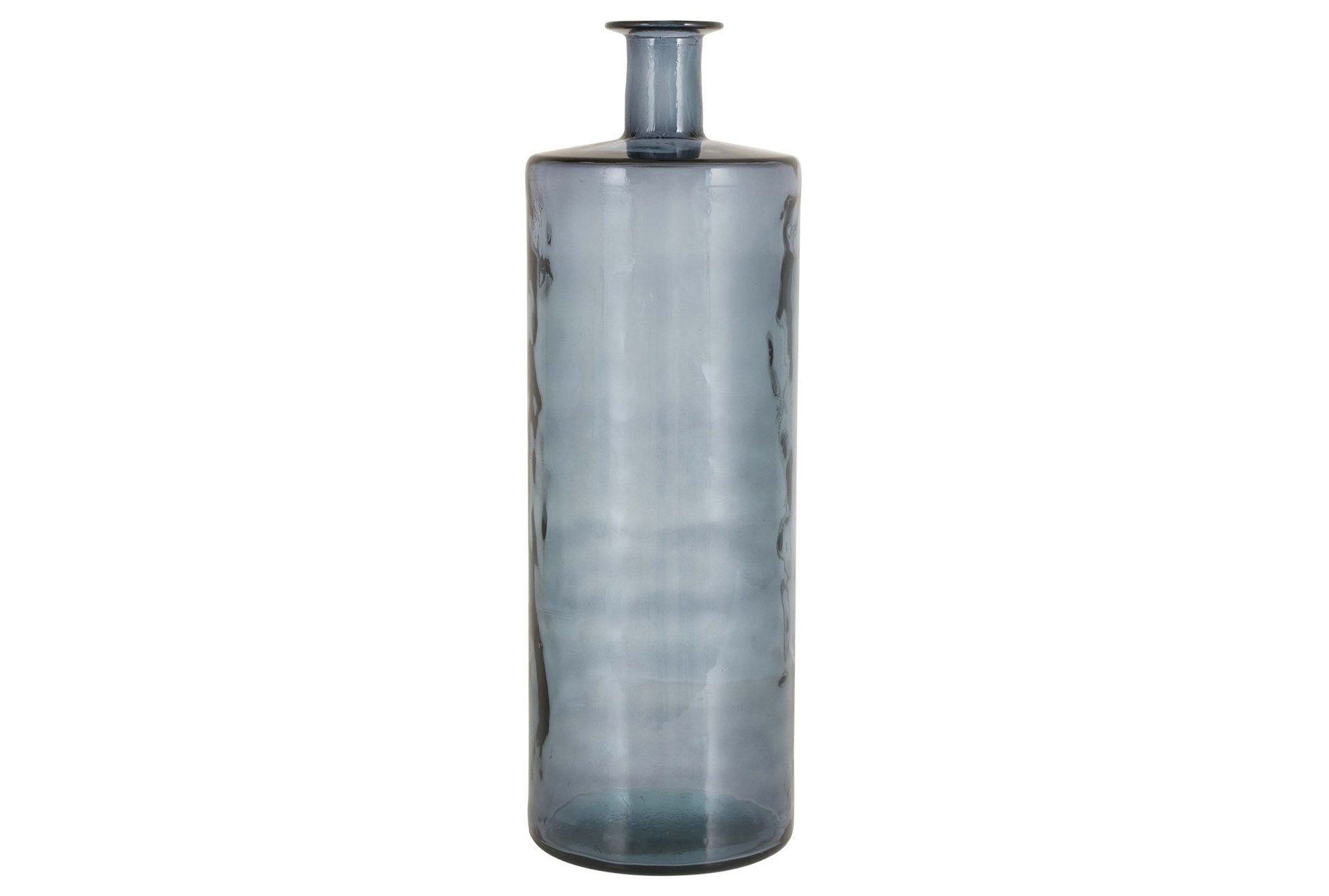 30 Inch Blue Glass Vase | Living Spaces
