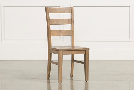 Beckett Slat Back Side Chair