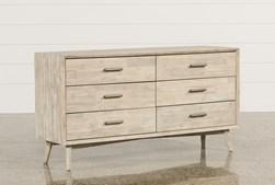 Allen 6 Drawer Dresser