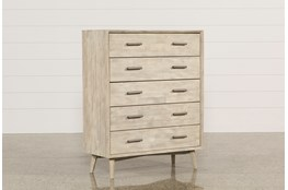 Allen High Chest Of Drawers