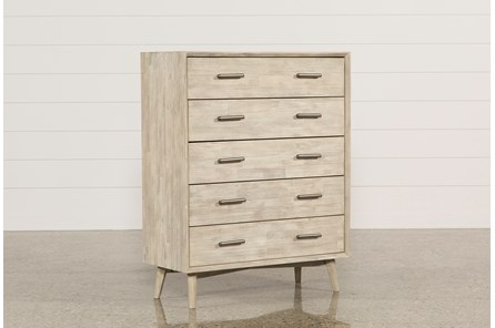 Allen High Chest Of Drawers - Main