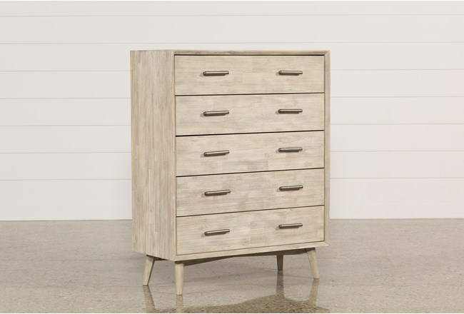 Allen High Chest Of Drawers - 360
