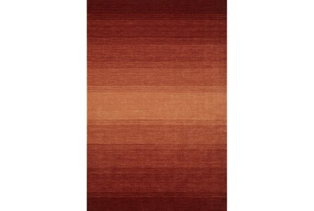 93X117 Rug-Ombre Sunset