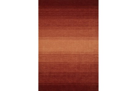 93X117 Rug-Ombre Sunset - Main