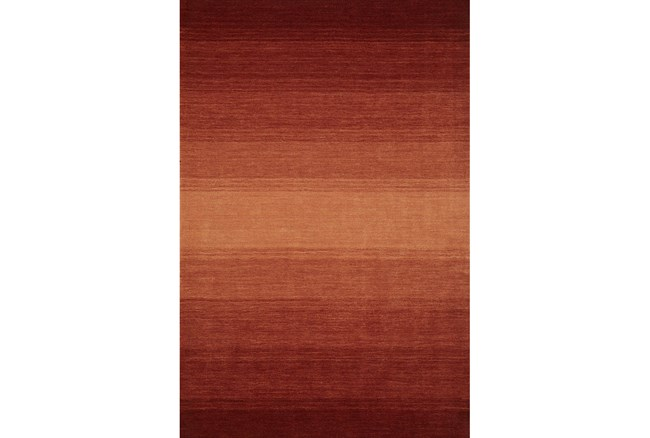 93X117 Rug-Ombre Sunset - 360