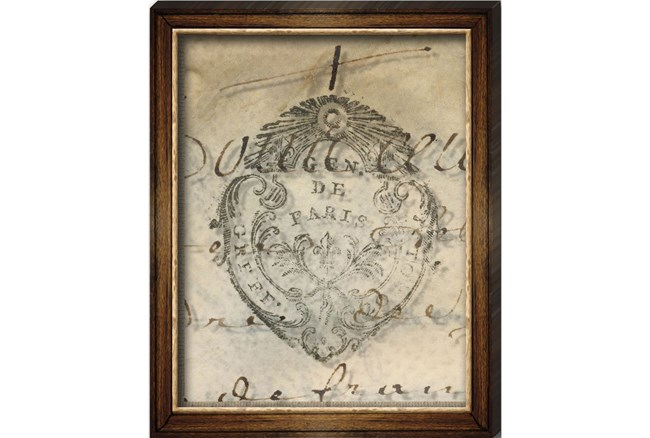 Picture-Letter Crest II - 360