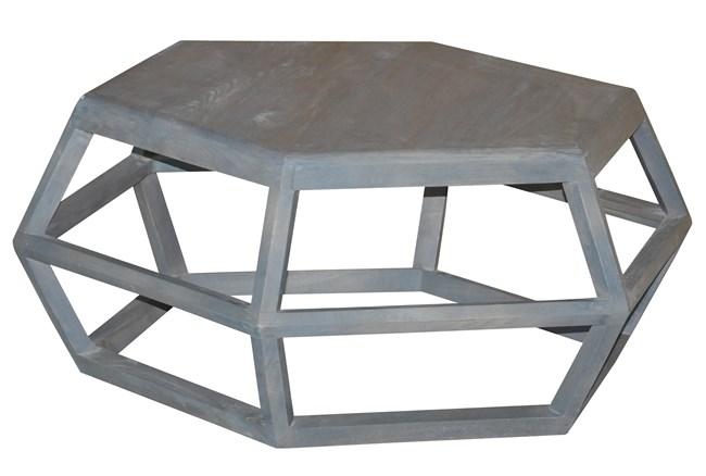 Hexagon Coffee Table - 360
