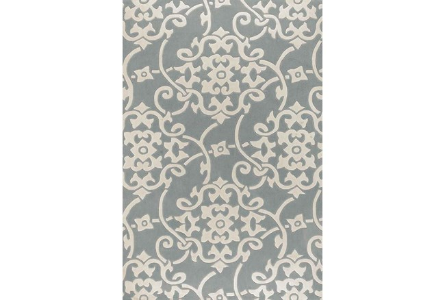 60X90 Rug-Colleen Blue - 360