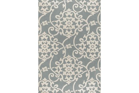 96X132 Rug-Colleen Blue