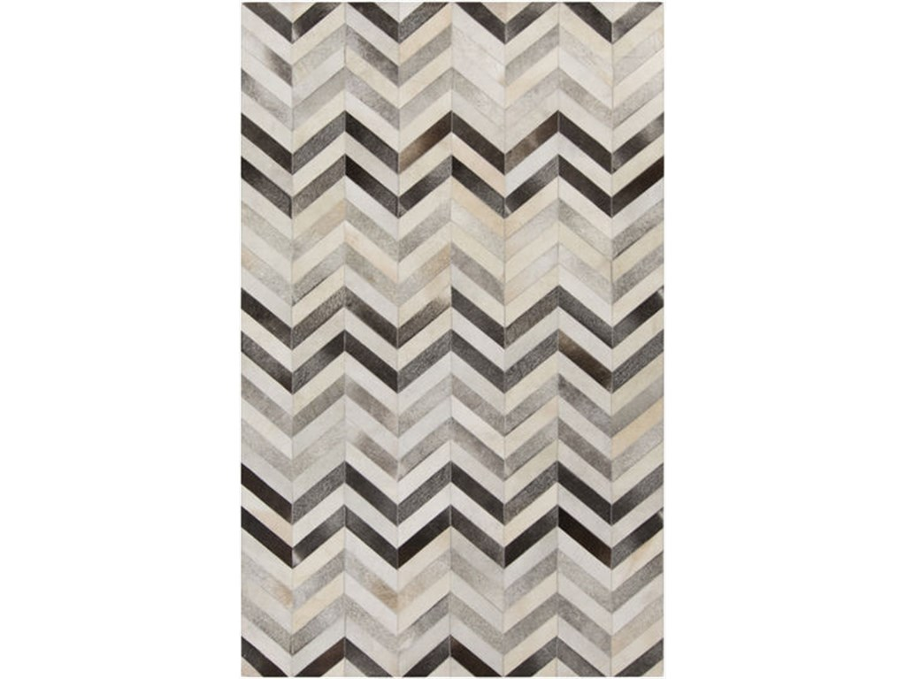 96x132 Rug Kenton Chevron Hide Qty 1 Has Been Successfully Added To Your Cart