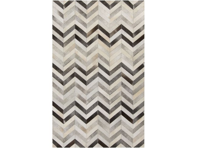 96X132 Rug-Kenton Chevron Hide - 360