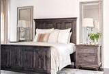 Valencia Queen Panel Bed - Room