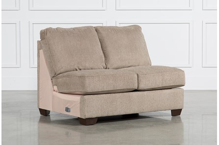 Patola Park Armless Loveseat - Main