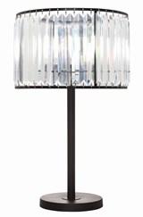 Table Lamp-Wells Crystal - Signature