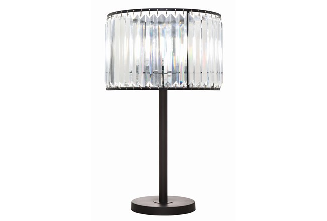 Table Lamp-Wells Crystal - 360