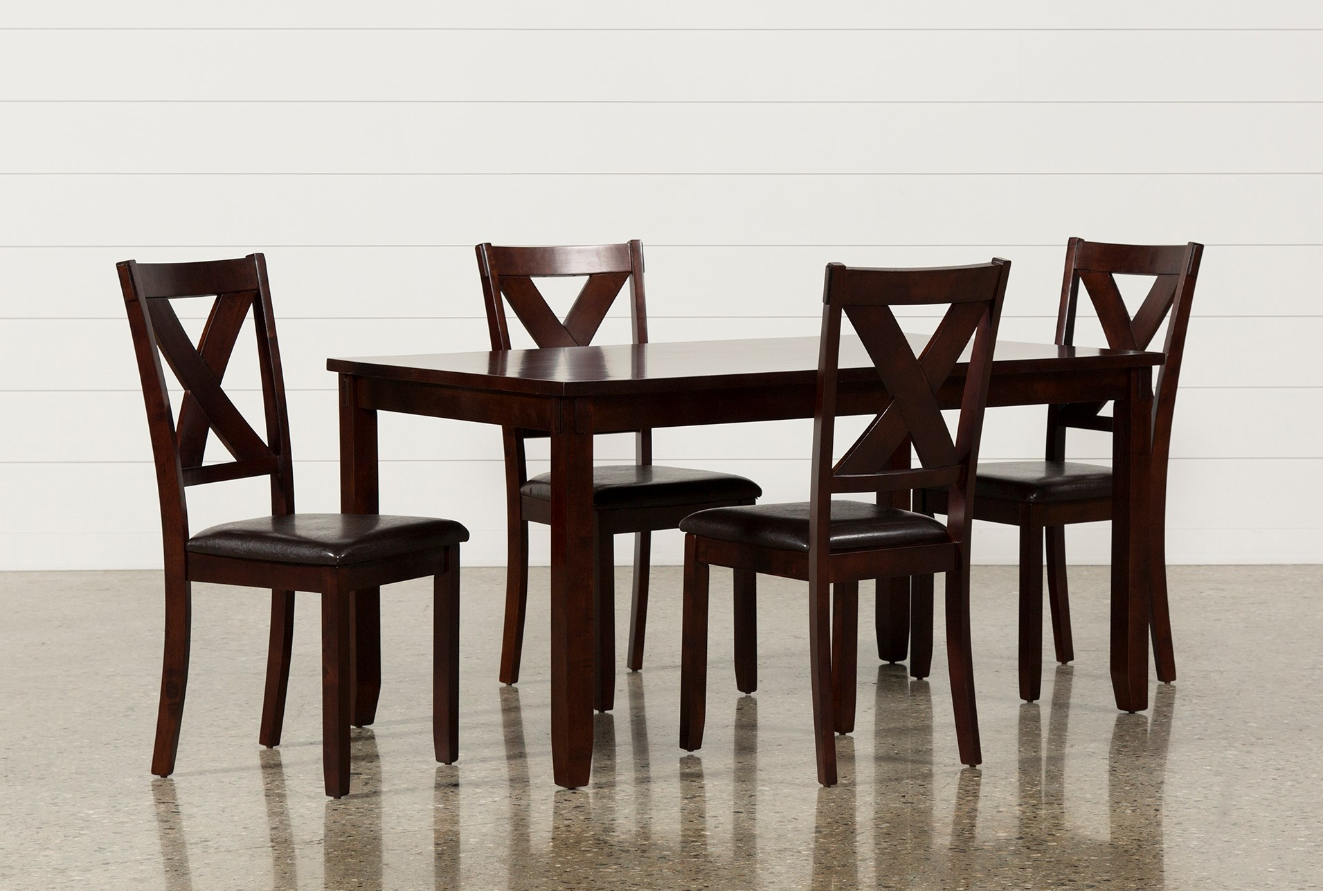 Added To Cart Dakota 5 Piece Dining Table