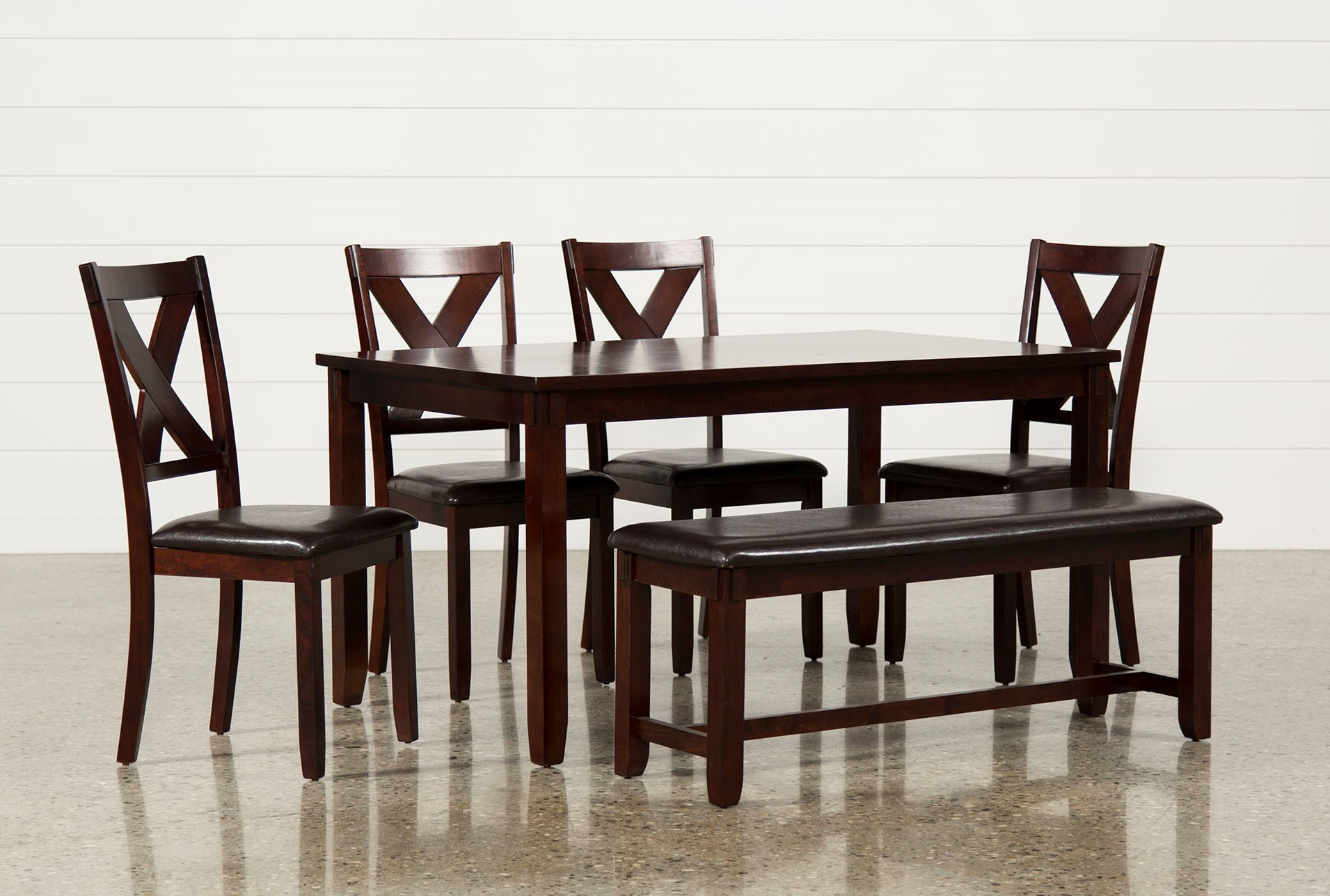 deb0b5ddc76bb Dakota 6 Piece Dining Set (Qty  1) has been successfully added to your Cart.