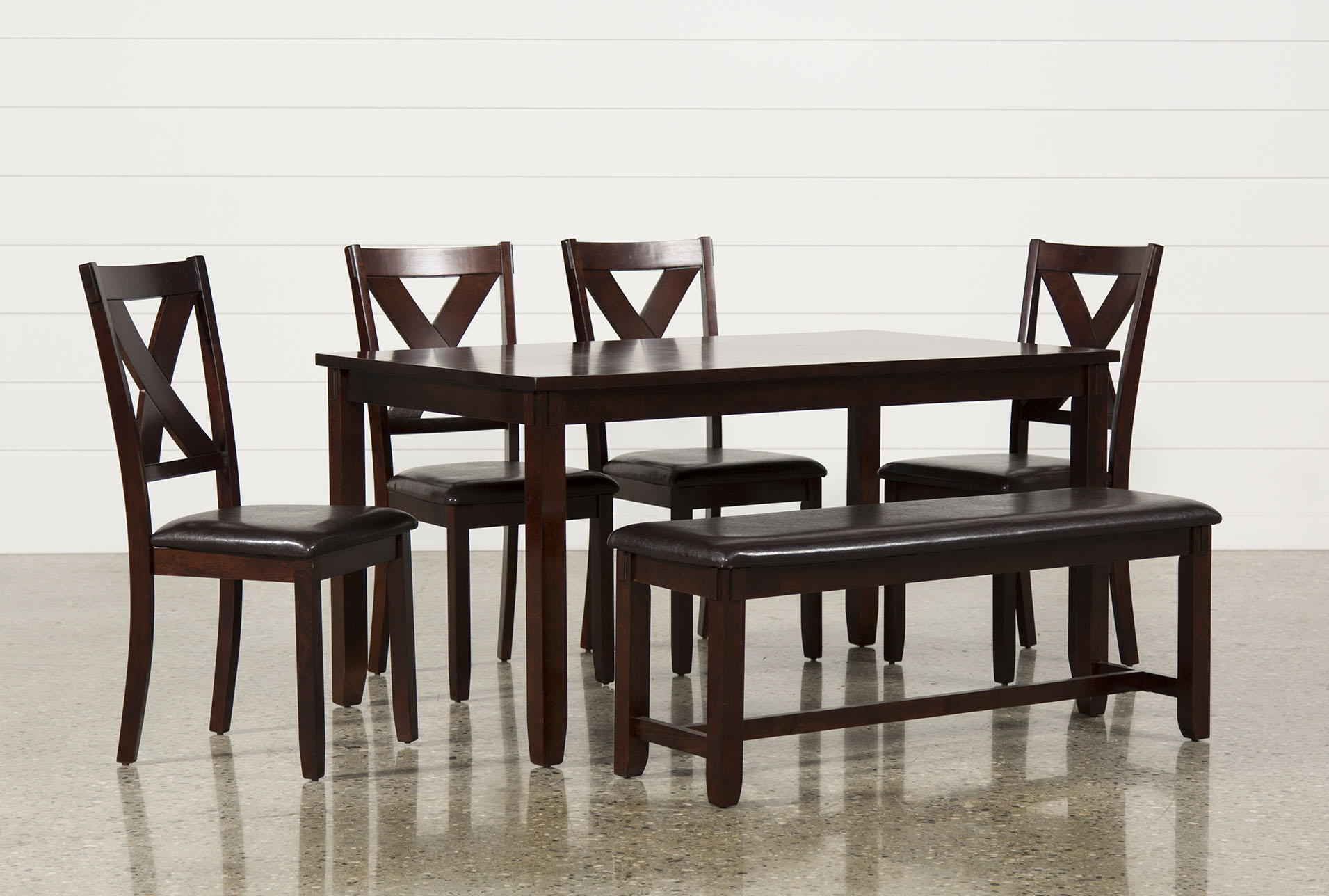 Added To Cart. Dakota 6 Piece Dining Set ...