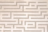 63X90 Rug-Maze Ivory - Default
