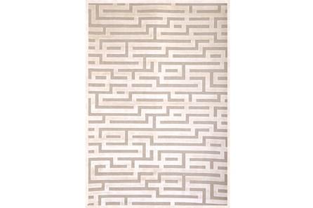 93X128 Rug-Maze Ivory - Main