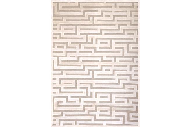 93X128 Rug-Maze Ivory - 360