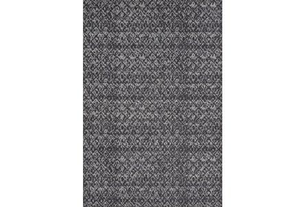 60X96 Rug-Luca Dark Grey