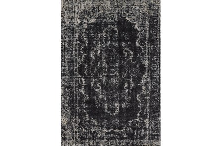 60X96 Rug-Kyrin Black - Main