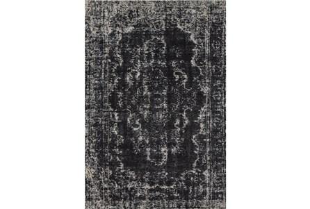 94X132 Rug-Kyrin Black