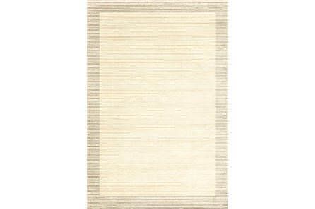 94X132 Rug-Leland Cream - Main