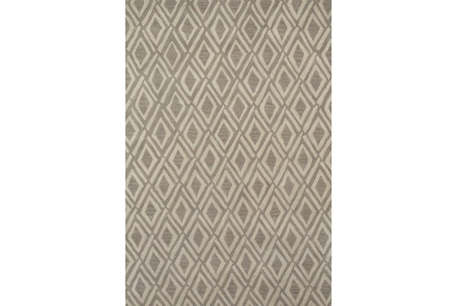 60X96 Rug-Lex Light Grey - 360