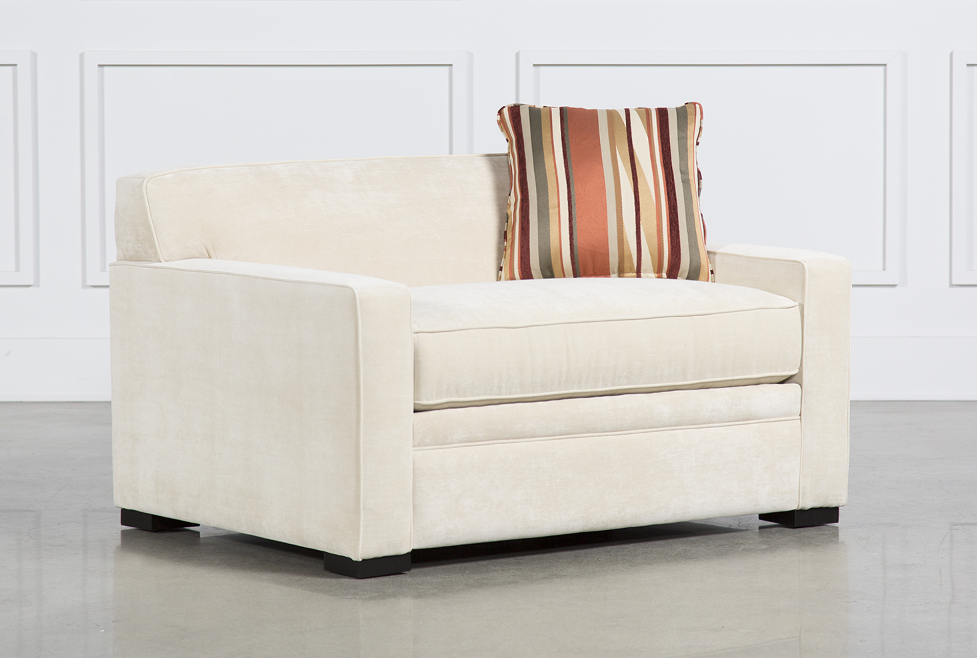 Ethan Pillow Top Twin Sleeper Living Spaces