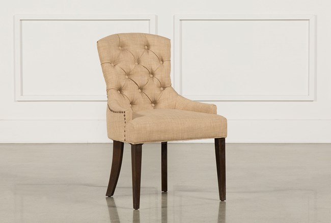 Jefferson Upholstered Side Chair
