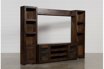 Walton 4 Piece Entertainment Center - Main
