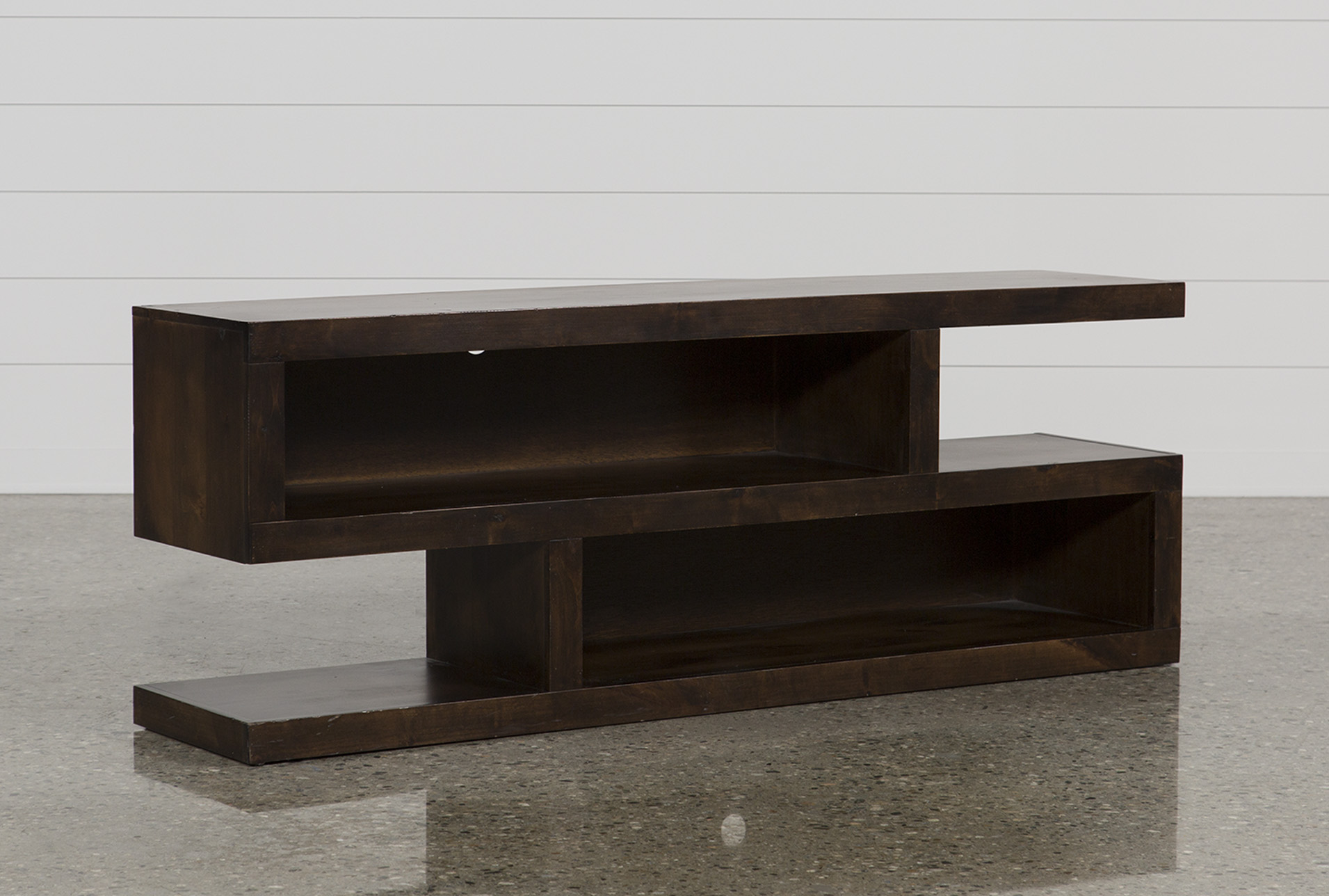 Dark Wood Tv Credenza : Luxury tv cabinet find great options for your space shop luxedecor