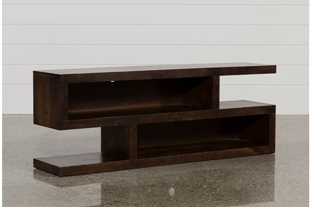 Walton 74 Inch Open TV Stand - Main