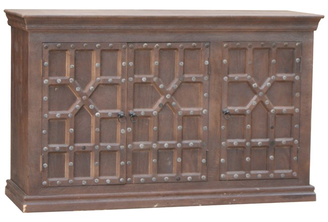 Qadir 3-Door Sideboard - 360