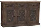 Turaya 3-Door Cabinet - Signature