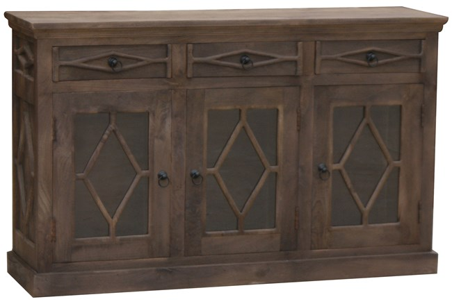 Turaya 3-Door Cabinet - 360