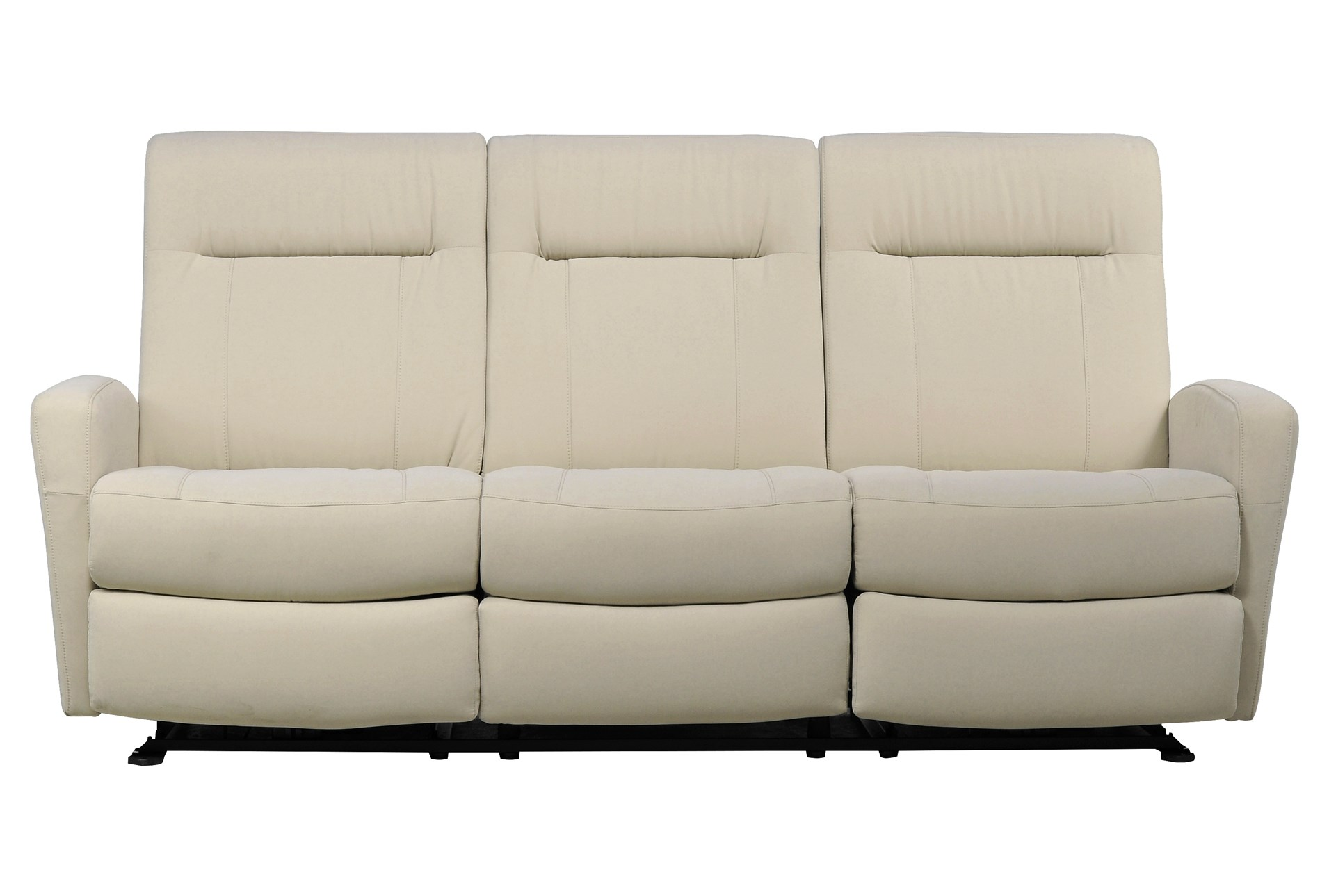 Gavin Fabric Power Reclining Sofa Living Spaces