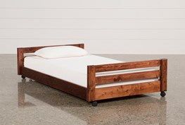 Sedona Twin Caster Bed