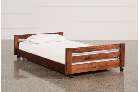 Sedona Twin Caster Bed - Main