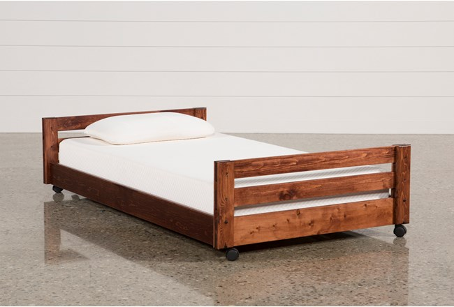 Sedona Twin Caster Bed - 360
