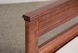 Sedona Twin Caster Bed - Default