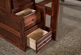 Sedona Junior Loft Bed With Junior Stair Chest - Top