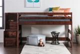 Sedona Junior Loft Bed With Junior Stair Chest - Room