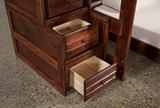 Sedona Junior Loft Bed With Twin Caster Bed & Junior Stair Chest - Top