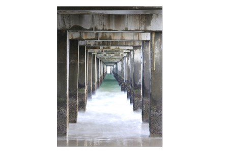 Picture-Below The Pier I