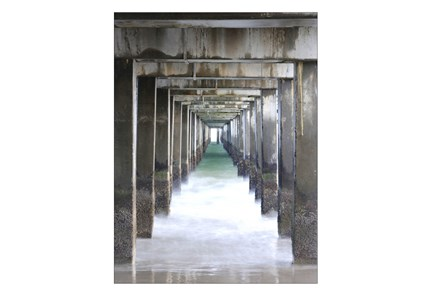 Picture-Below The Pier I - Main